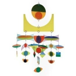 Higgins Glass Mid Century Mobiles