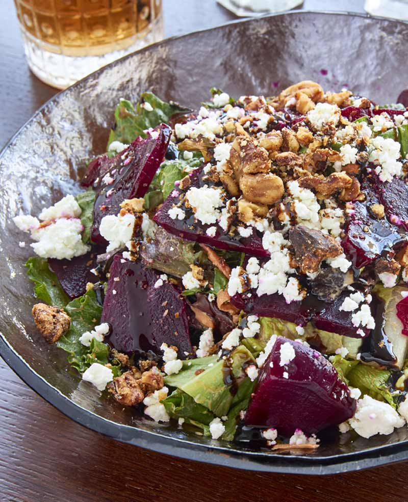 Best beet salad Chicago has to offer!